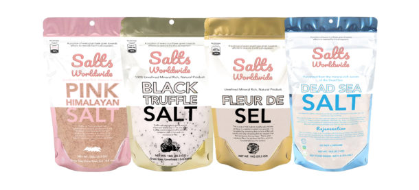 The Salty Sampler